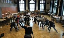 Workshop Romeo und Julia