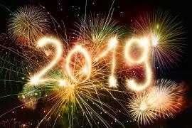 Feuerwerk 2019