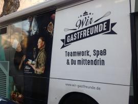 Das Gastro-Mobil